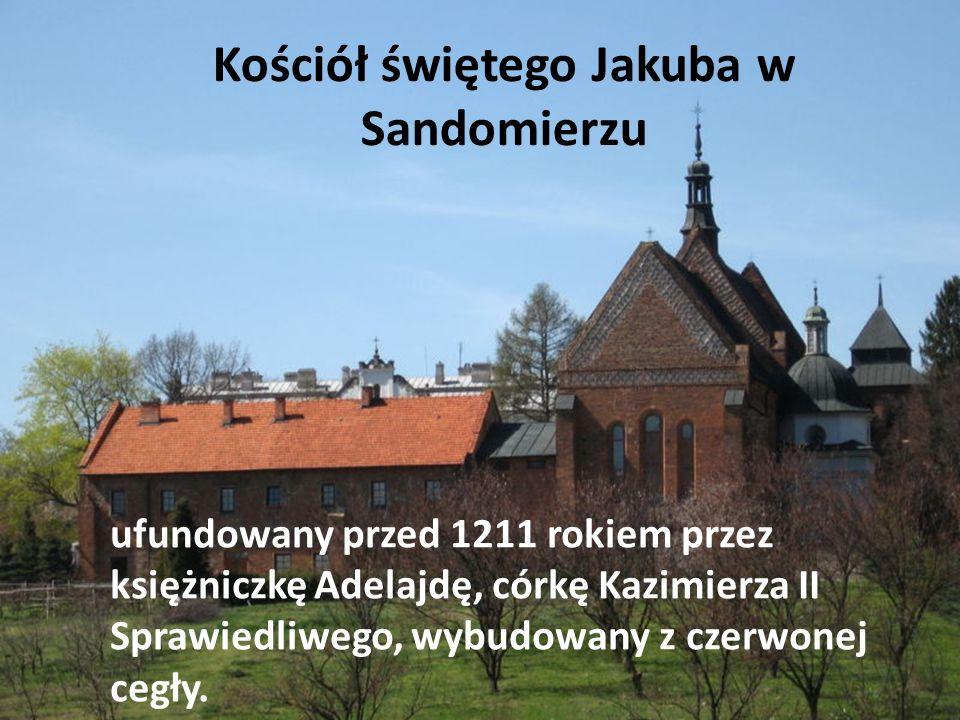 Kościół świętego Jakuba w Sandomierzu