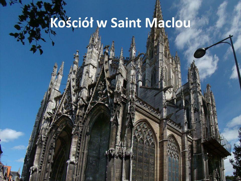 Kościół w Saint Maclou