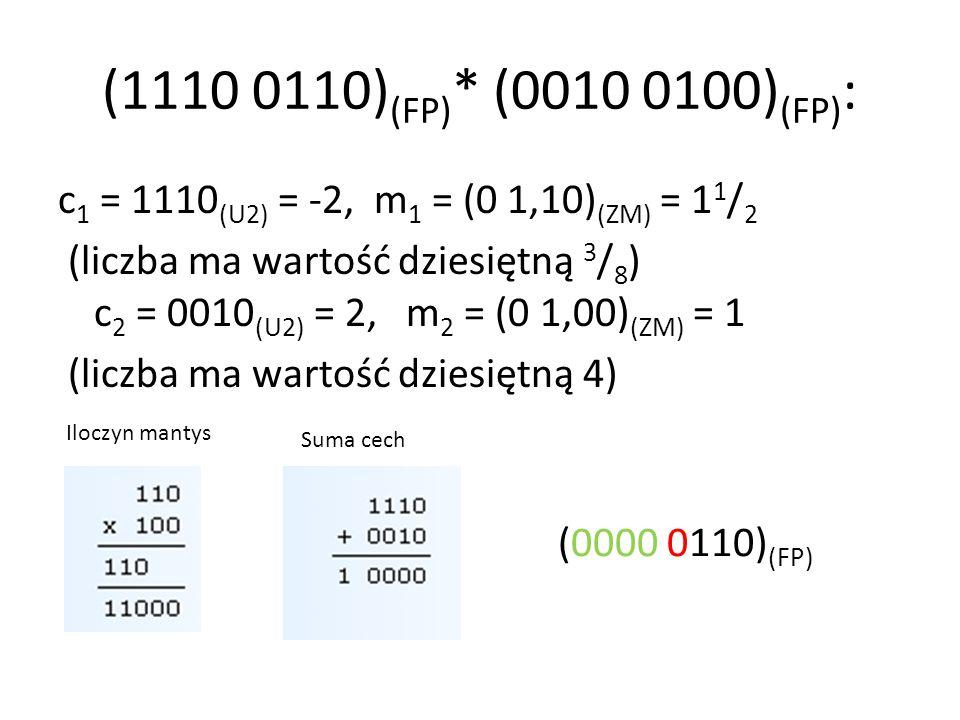 (1110 0110)(FP)* (0010 0100)(FP):