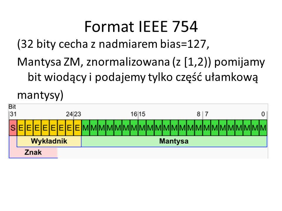 Format IEEE 754
