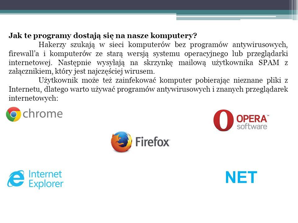 NET Jak te programy dostają się na nasze komputery