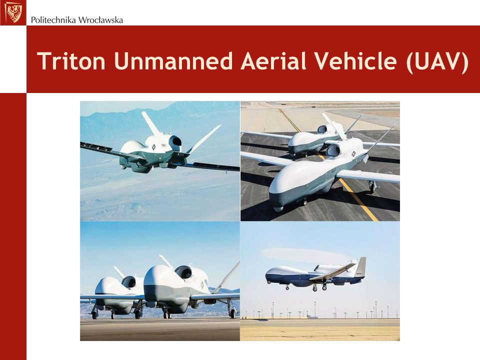 Triton Unmanned Aerial Vehicle (UAV)