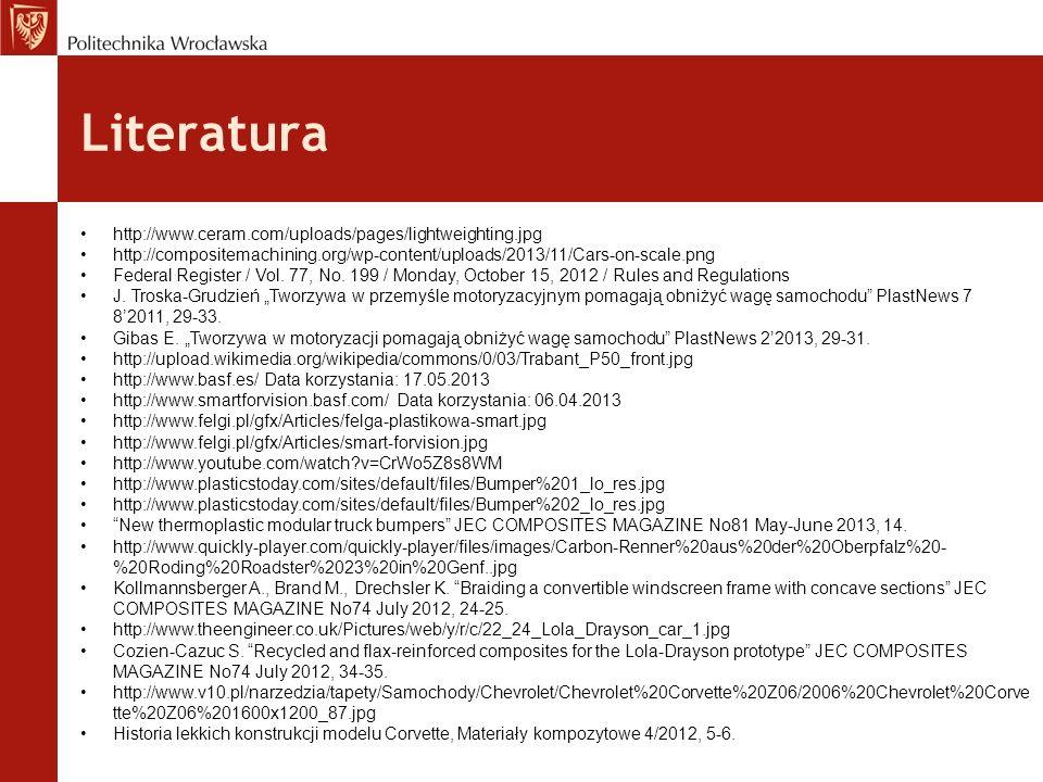 Literatura http://www.ceram.com/uploads/pages/lightweighting.jpg