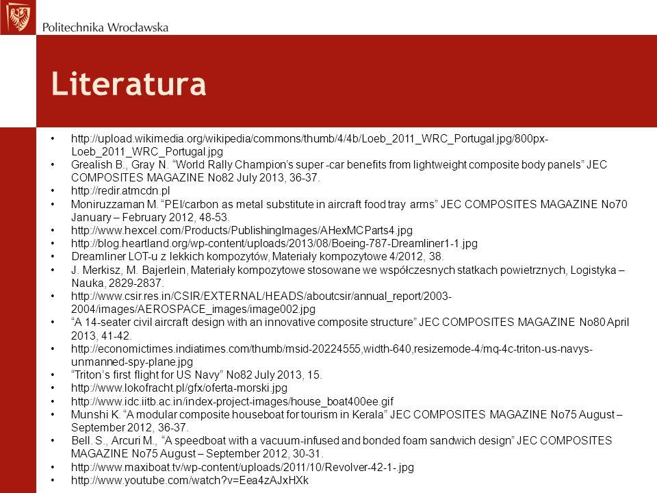 Literatura http://upload.wikimedia.org/wikipedia/commons/thumb/4/4b/Loeb_2011_WRC_Portugal.jpg/800px-Loeb_2011_WRC_Portugal.jpg.