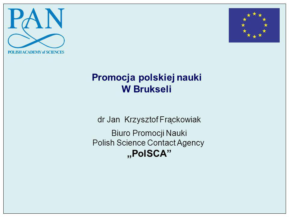Promocja polskiej nauki