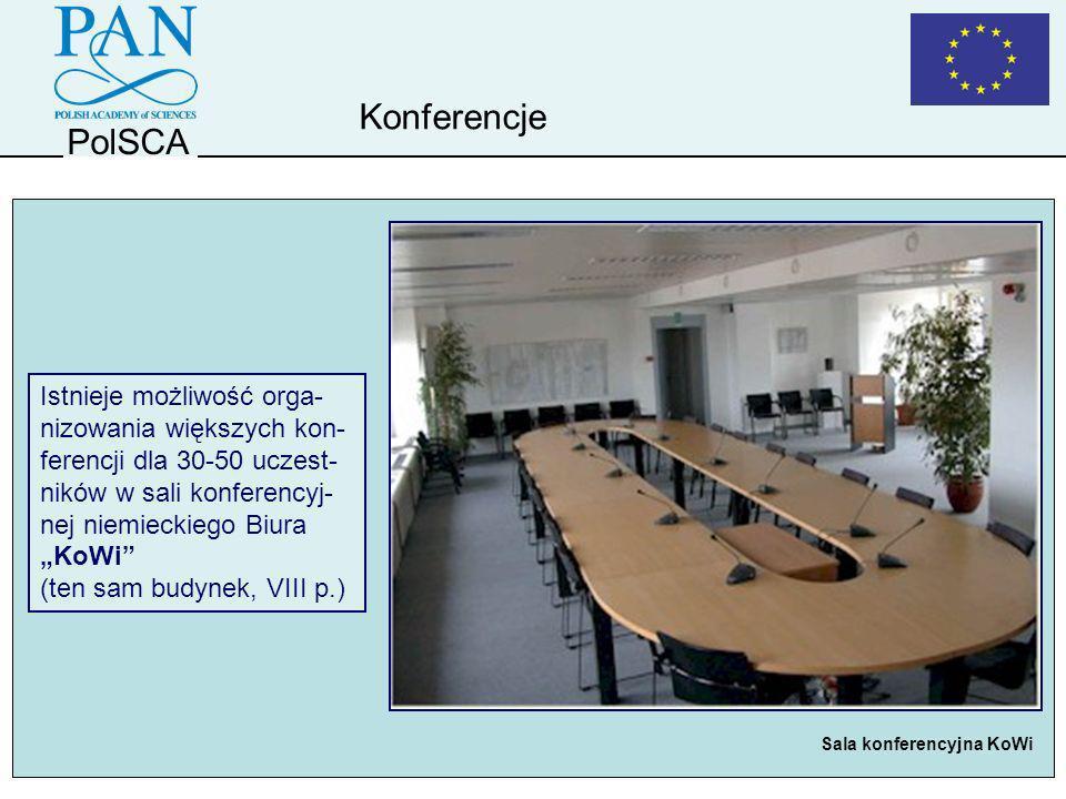 PolSCA Konferencje.
