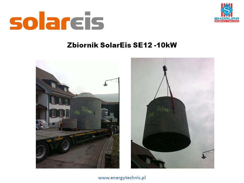 Zbiornik SolarEis SE12 -10kW