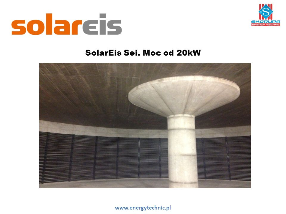 SolarEis Sei. Moc od 20kW www.energytechnic.pl