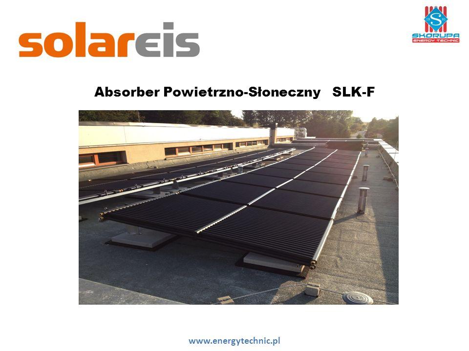 Absorber Powietrzno-Słoneczny SLK-F