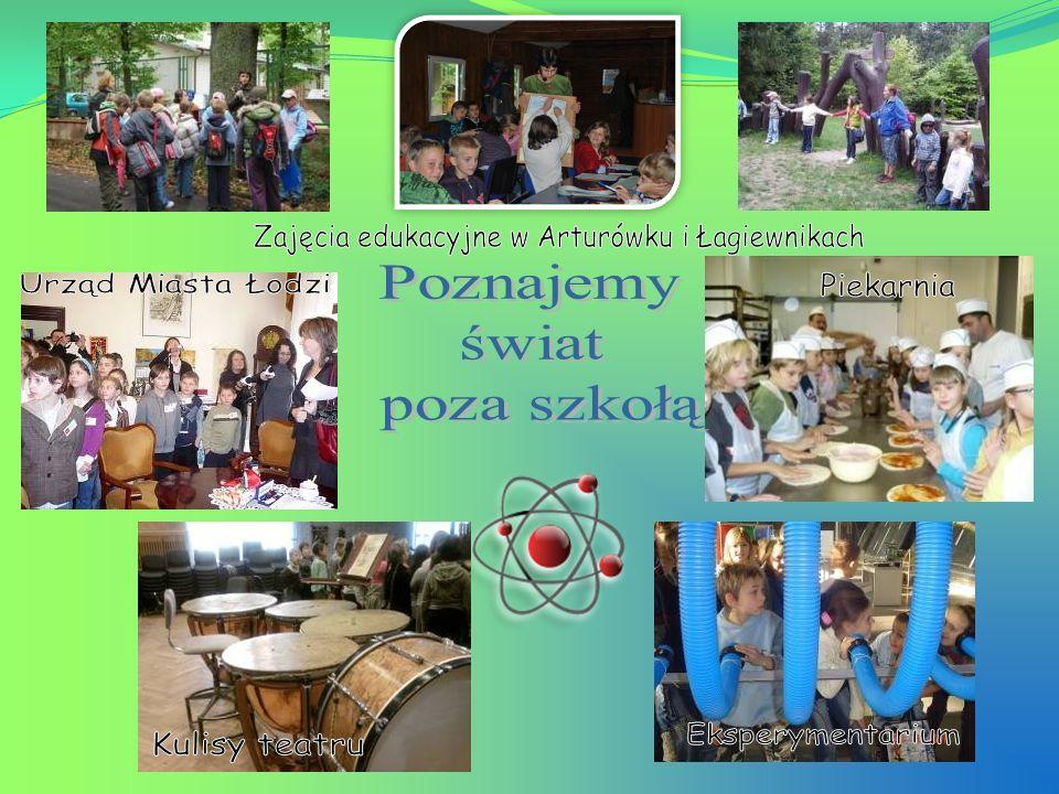 Zajęcia edukacyjne w Arturówku i Łagiewnikach