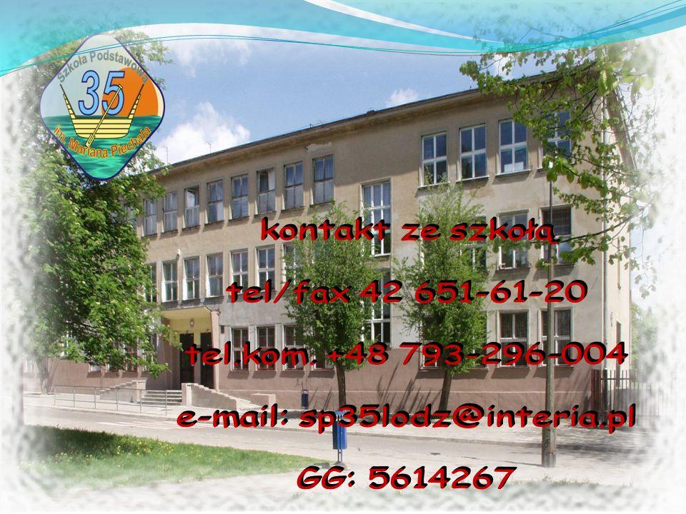 e-mail: sp35lodz@interia.pl