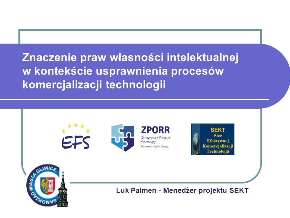 Znaczenie praw własności intelektualnej w kontekście usprawnienia procesów komercjalizacji technologii