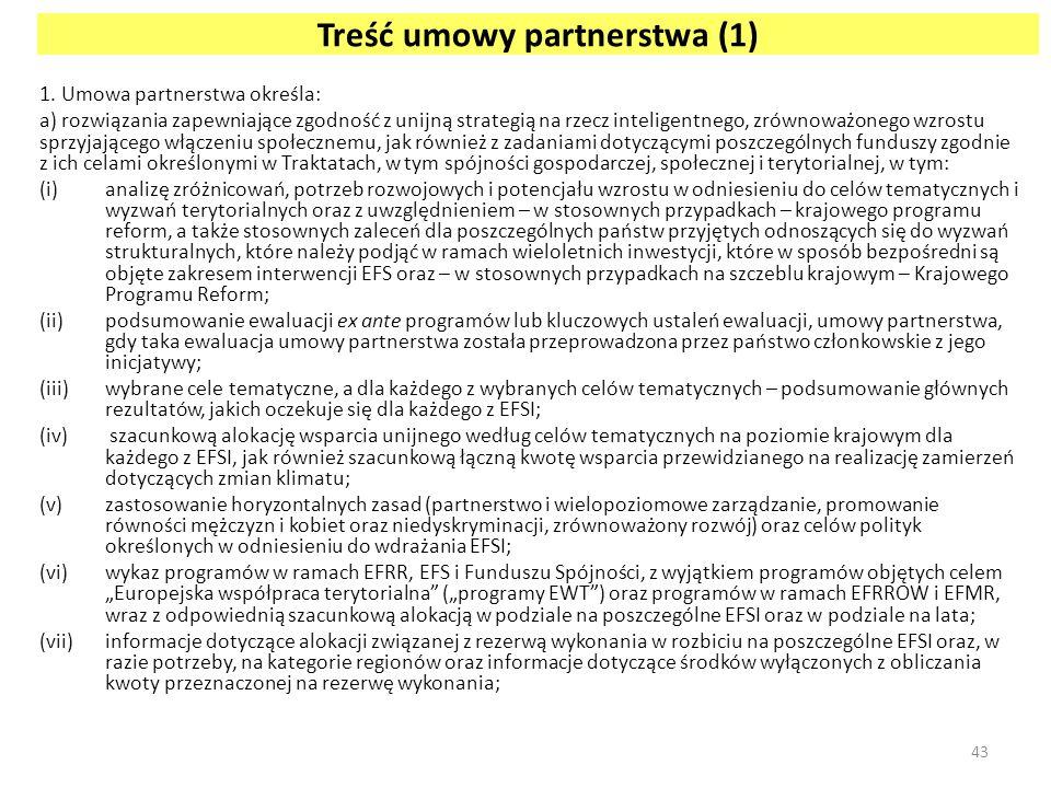 Treść umowy partnerstwa (1)