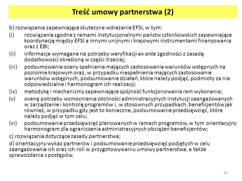 Treść umowy partnerstwa (2)