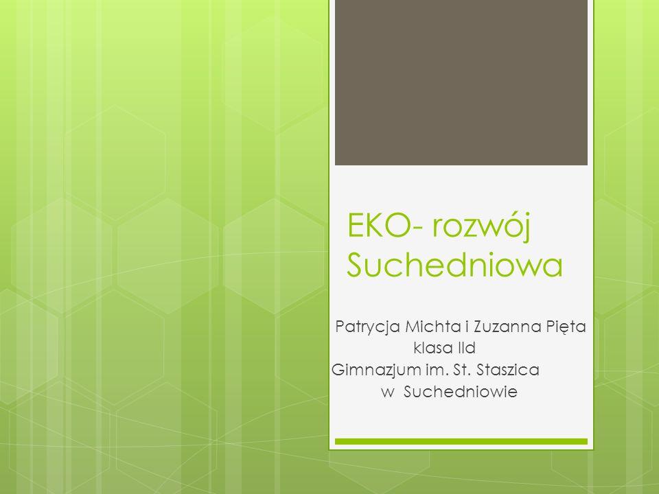 EKO- rozwój Suchedniowa