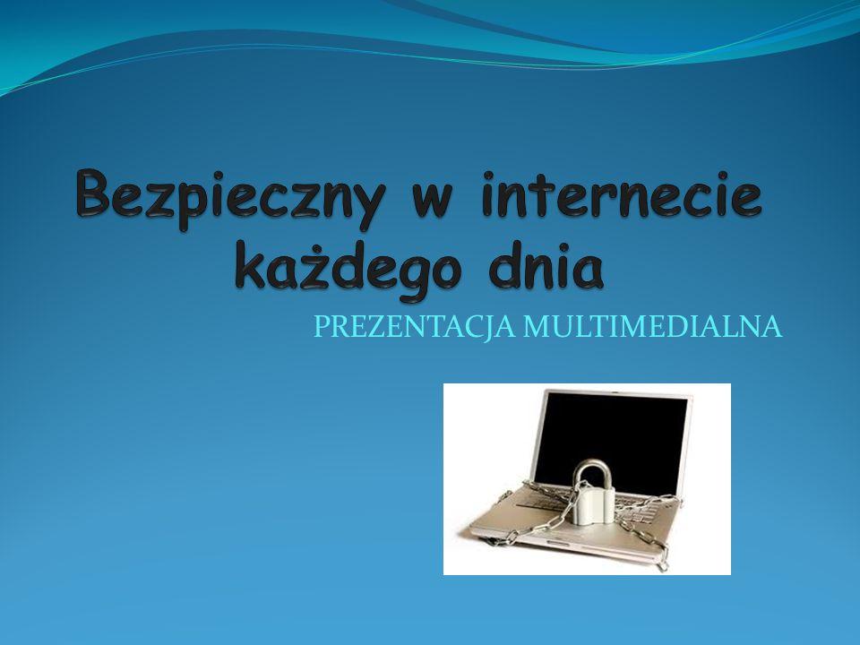 Bezpieczny w internecie każdego dnia
