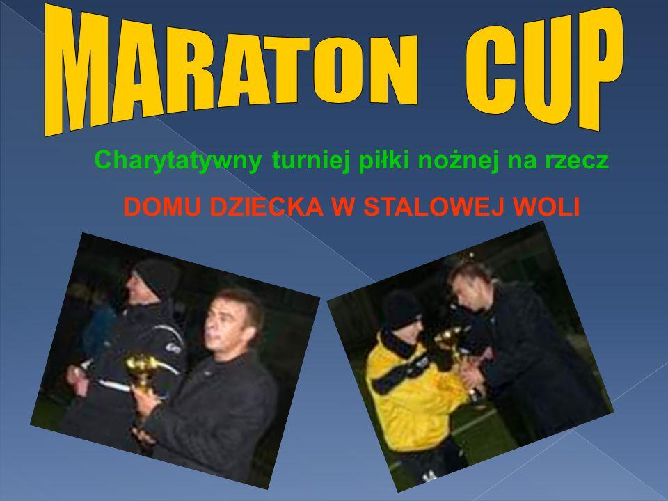 MARATON CUP Charytatywny turniej piłki nożnej na rzecz