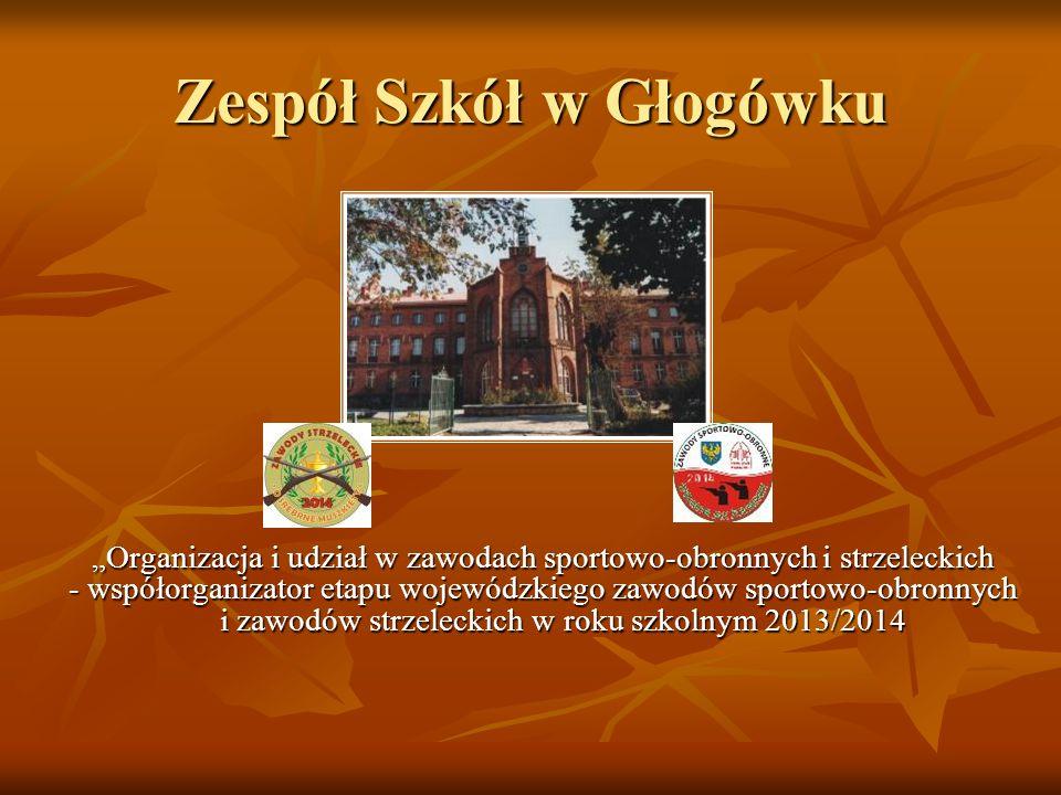 Zespół Szkół w Głogówku