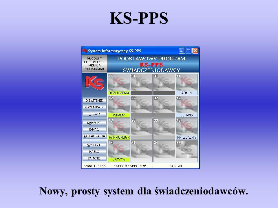 Nowy, prosty system dla świadczeniodawców.