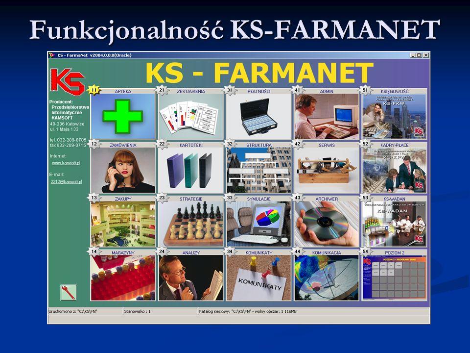 Funkcjonalność KS-FARMANET