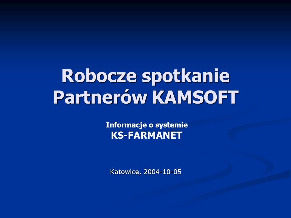 Robocze spotkanie Partnerów KAMSOFT