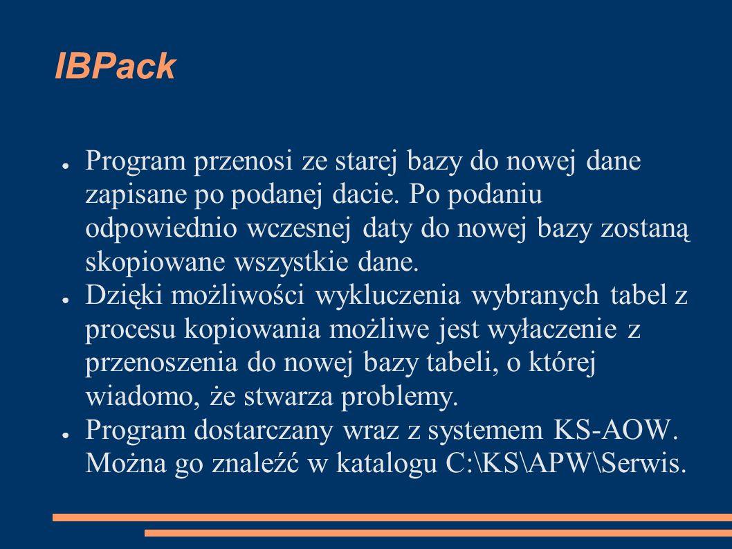 IBPack