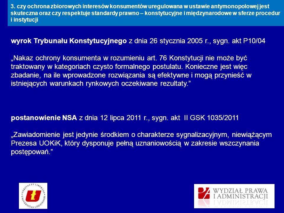 postanowienie NSA z dnia 12 lipca 2011 r., sygn. akt II GSK 1035/2011