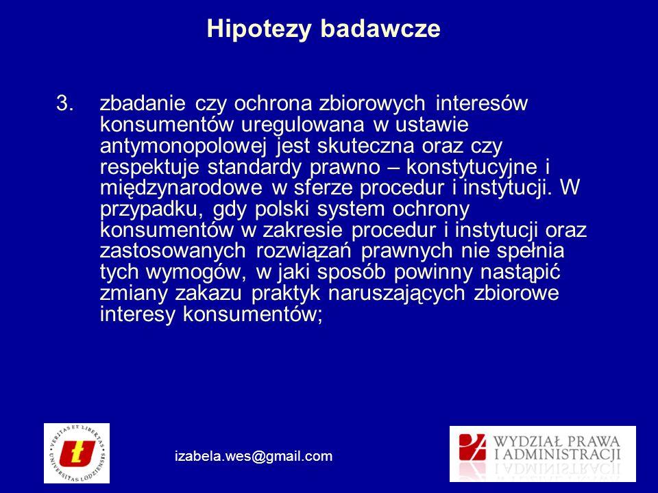 Hipotezy badawcze