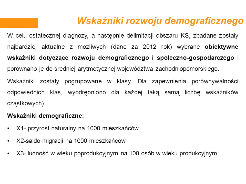 Wskaźniki rozwoju demograficznego