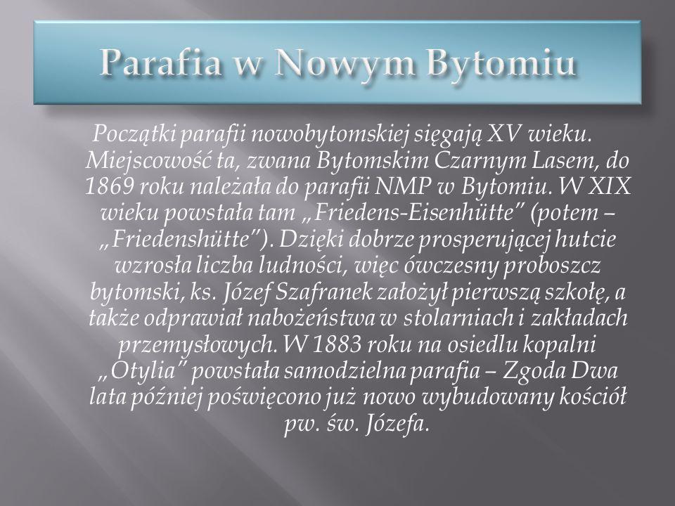 Parafia w Nowym Bytomiu