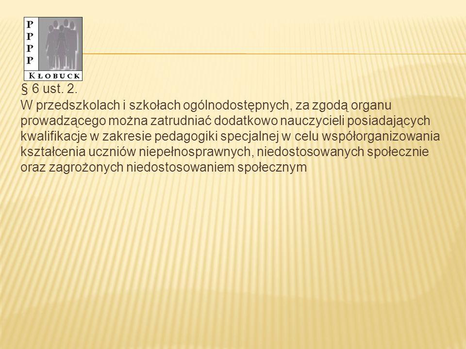 § 6 ust. 2.
