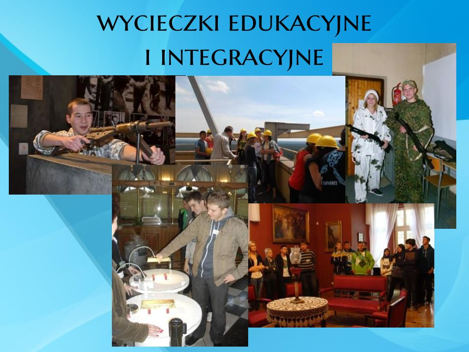 wycieczki edukacyjne i integracyjne