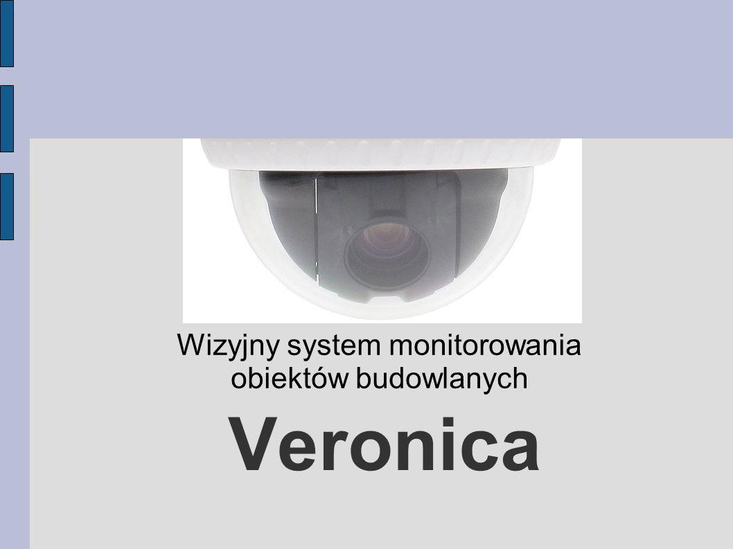 Wizyjny system monitorowania obiektów budowlanych