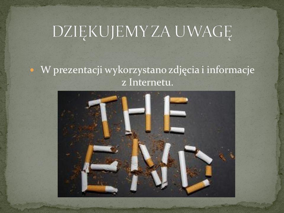 W prezentacji wykorzystano zdjęcia i informacje z Internetu.