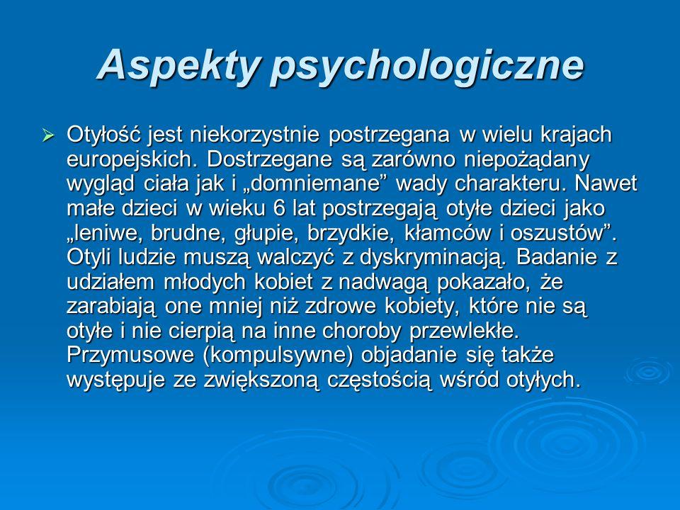 Aspekty psychologiczne