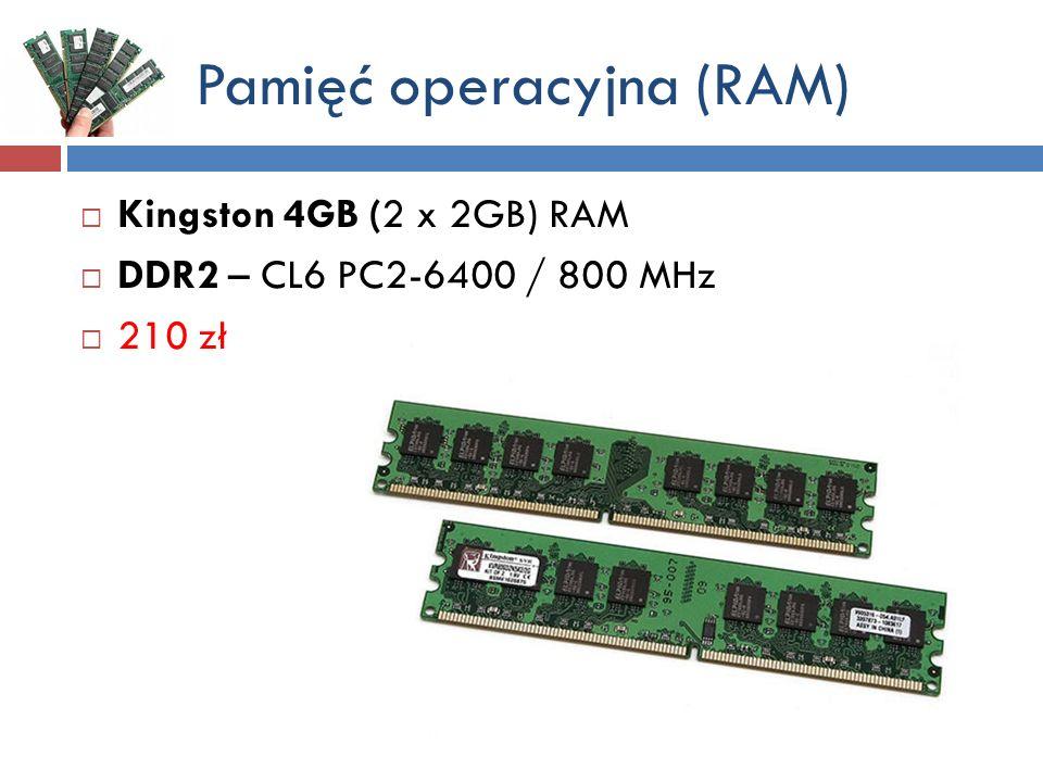 Pamięć operacyjna (RAM)