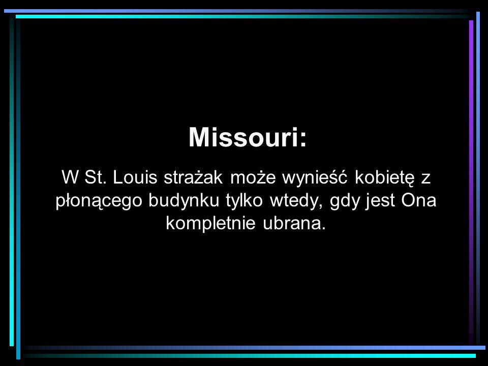 Missouri: W St.