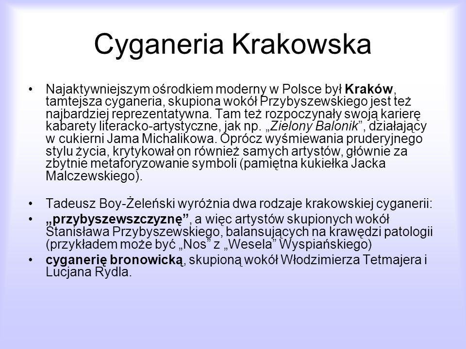 Cyganeria Krakowska