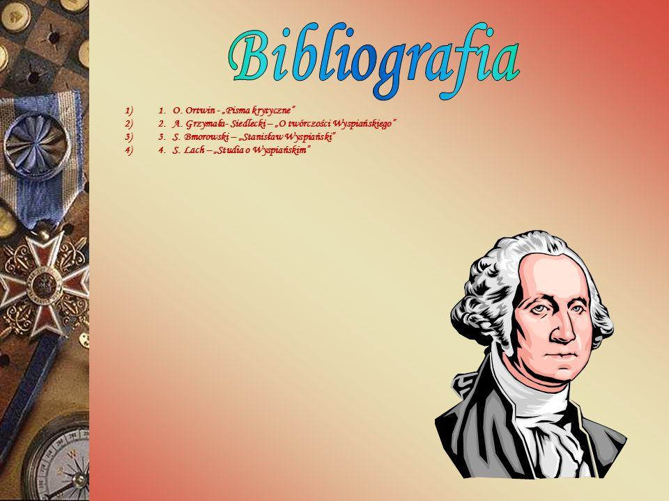 """Bibliografia 1. O. Ortwin - """"Pisma krytyczne"""