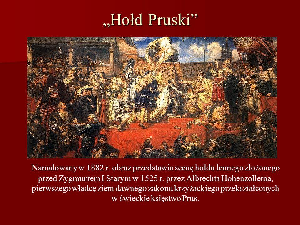 """""""Hołd Pruski"""