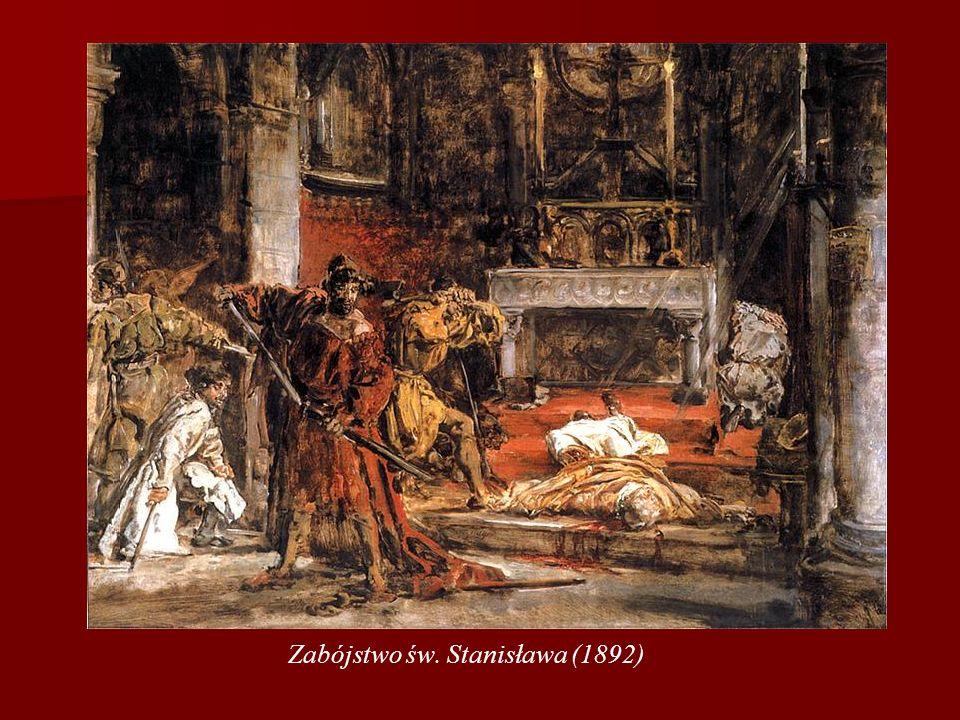 Zabójstwo św. Stanisława (1892)