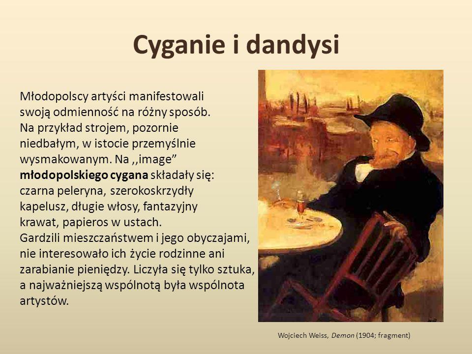 Cyganie i dandysi