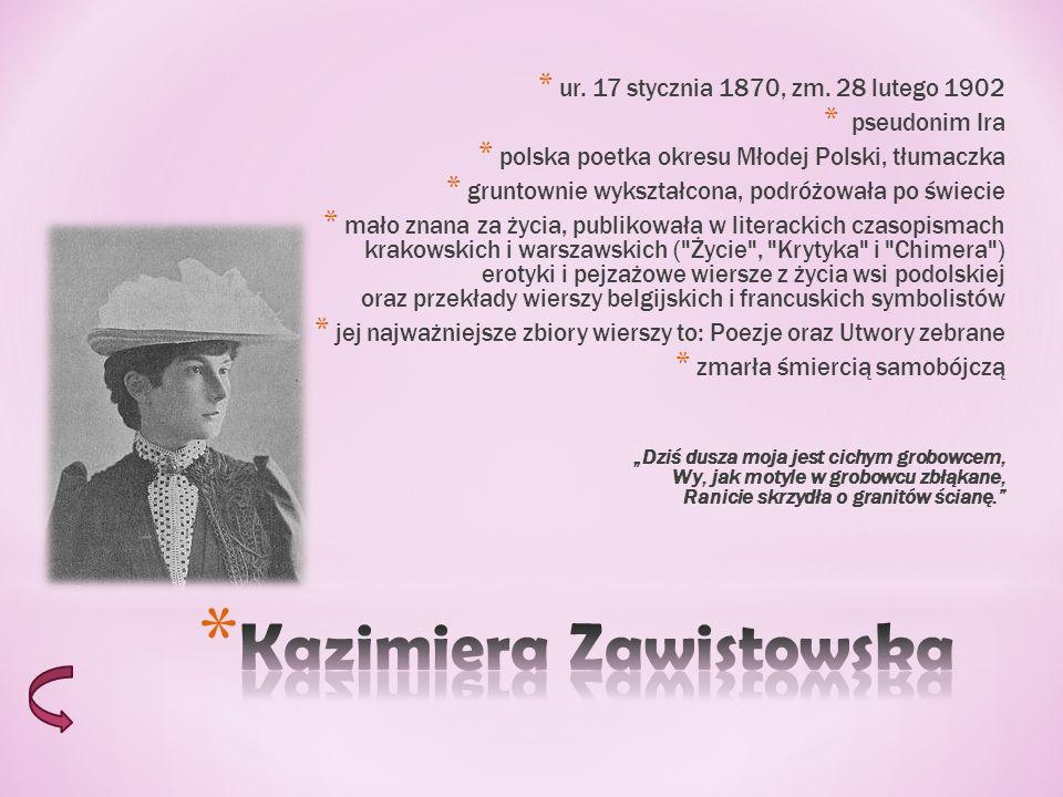 Kazimiera Zawistowska