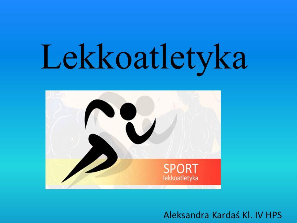 Aleksandra Kardaś Kl. IV HPS