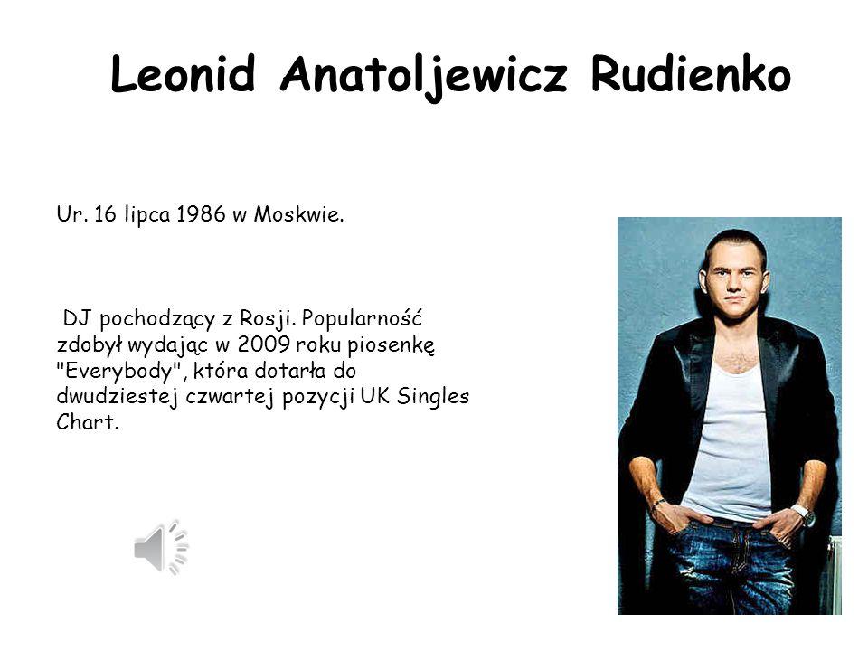 Leonid Anatoljewicz Rudienko