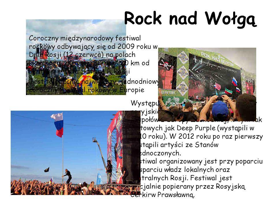 Rock nad Wołgą