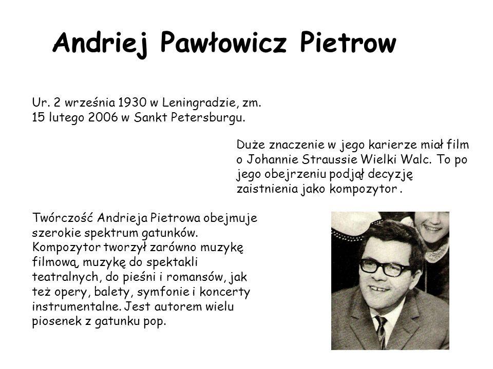 Andriej Pawłowicz Pietrow