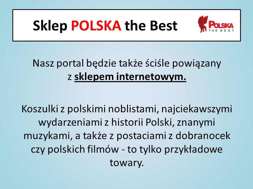 Sklep POLSKA the Best