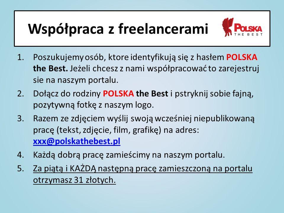 Współpraca z freelancerami
