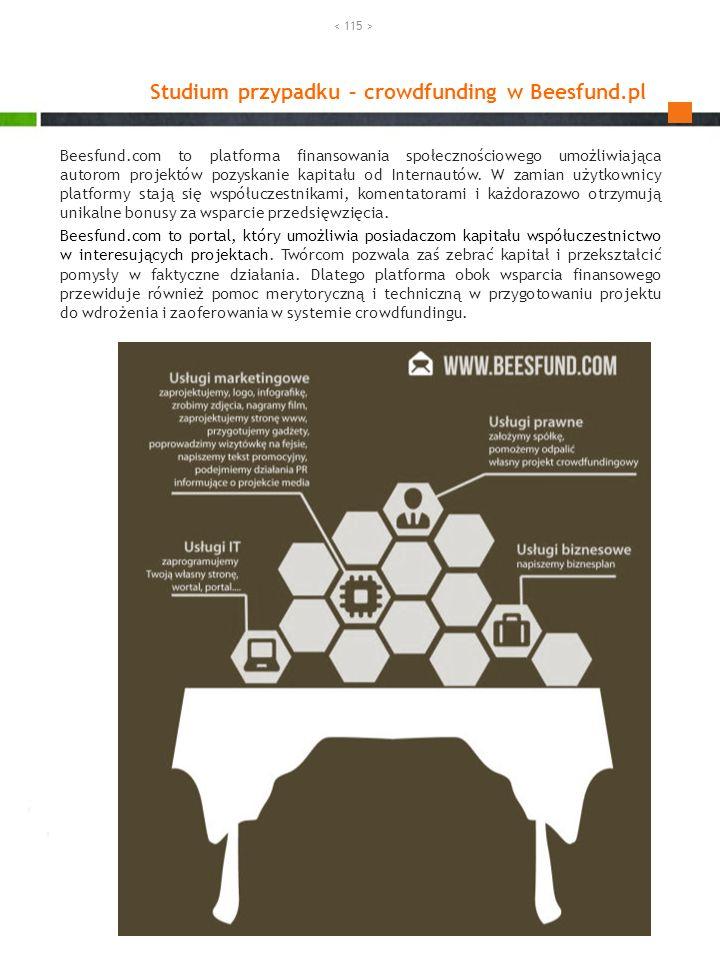Studium przypadku – crowdfunding w Beesfund.pl